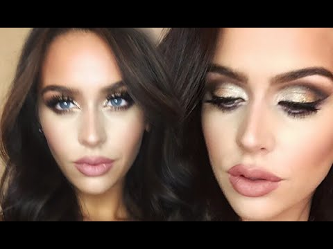 birthday glam  full face makeup tutorial  youtube