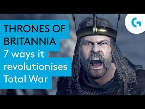 Thrones of Britannia - 7 ways it revolutionises Total War