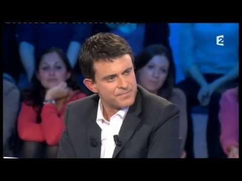 Manuel Valls – On n'est pas couché 10 décembre 2011 #ONPC