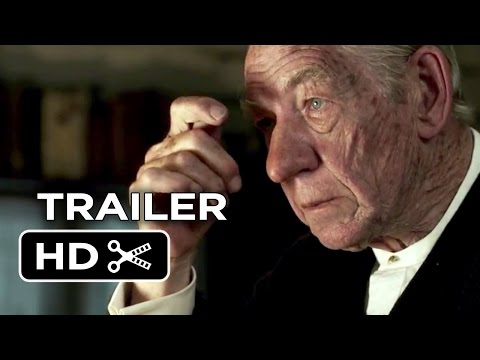 Mr. Holmes Official Trailer #1 (2015) - Ian McKellen Mystery Drama HD