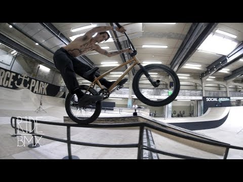 BATTLE OF HASTINGS 2018 - PRACTICE DAY 2 (BMX)
