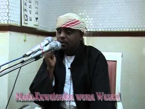 1 Kuwafanyia Wema Wazazi  Othman Maalim video