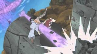 Sasuke vs  Danzo   Full Fight English Dub