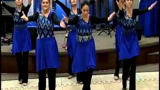 ABBA Dance Ministry: Dry Bones Arise