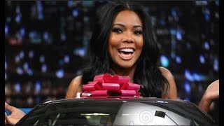 D.Wade Surprise Wife Gabrielle Union With a Brand New Car