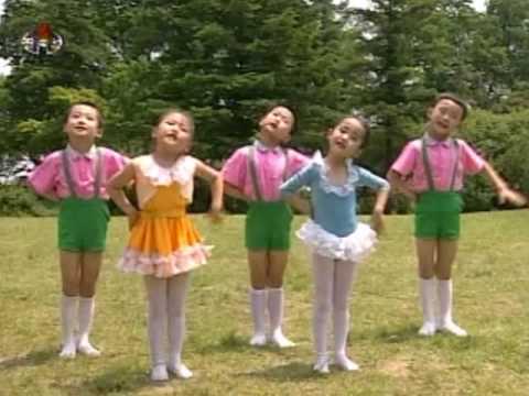 North Korean Television (Green Shorts) July 2009