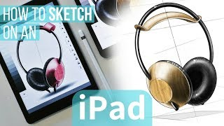 How to Draw Amazing Products on the iPad