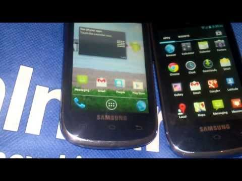Samsung Galaxy Centura SCH-S738C review