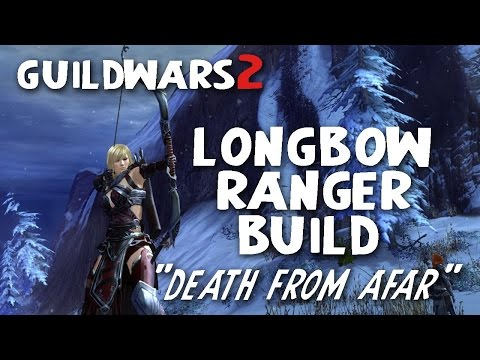 Guild Wars 2: Heavy Direct Damage Ranger Power Build with Longbow + Greatsword - PvE / WvW / PvP
