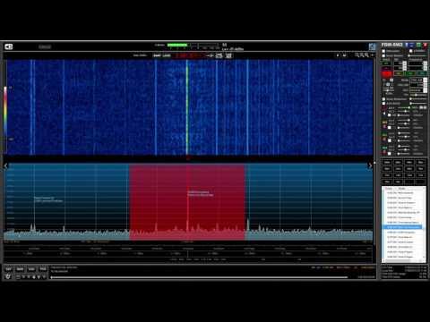 Radio Voz Missionaria 9664.97 kHz, Brazil, clearest  indoor signal to-date