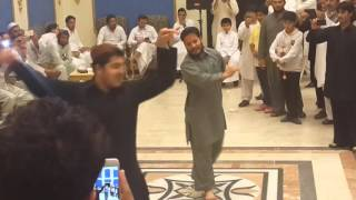 Afghan Dance In Saudi Arabia  2015 - 2016