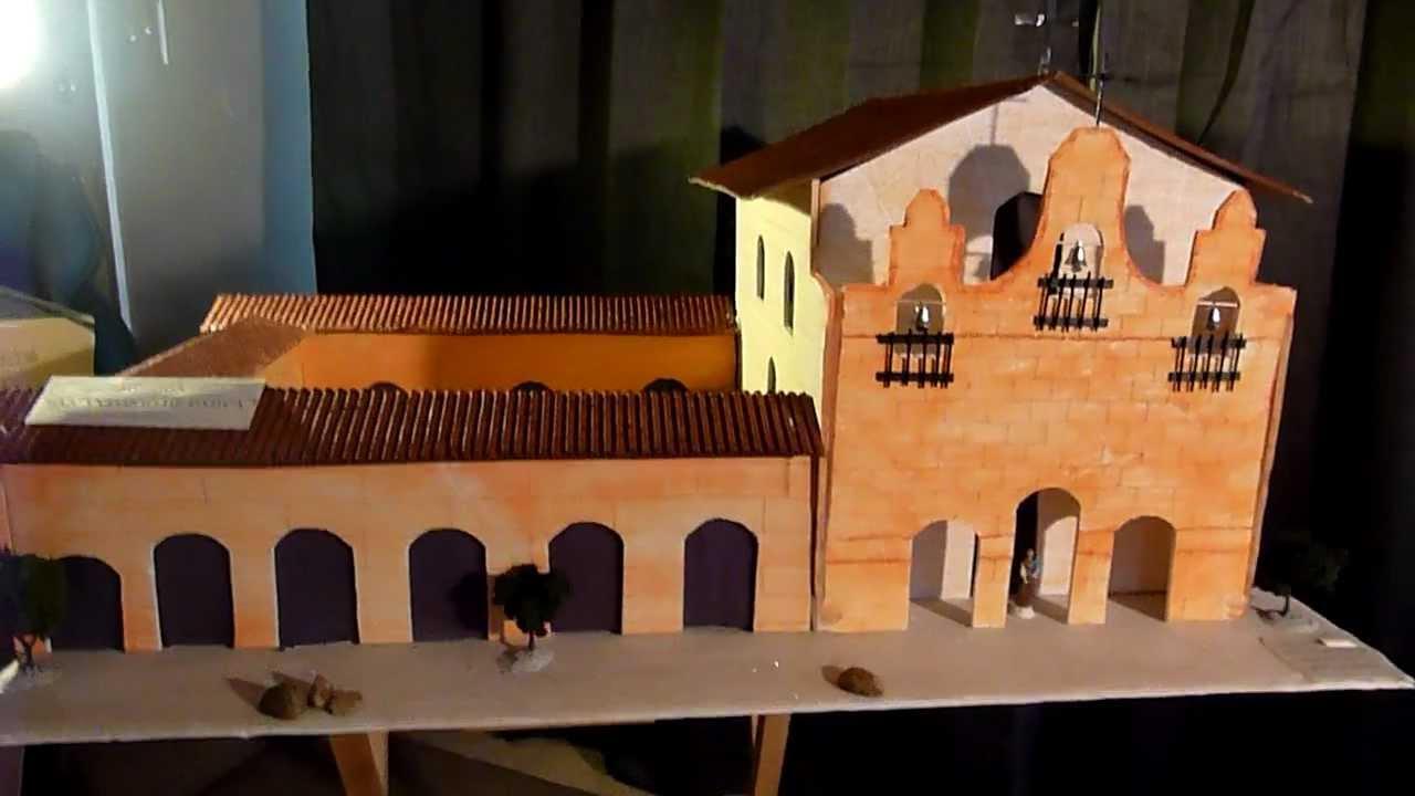 Mission Project San Antonio De Padua 4th Grade MineCraft