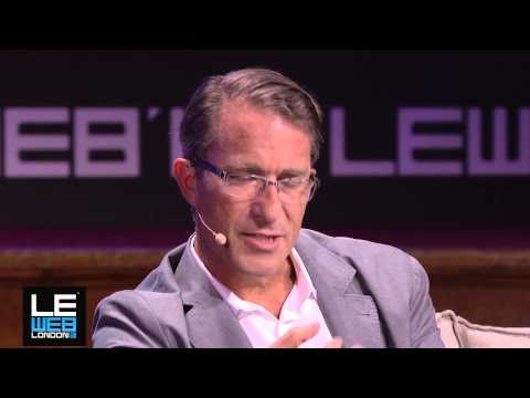 John Battelle - Federated Media Publishing - LeWeb London 2013