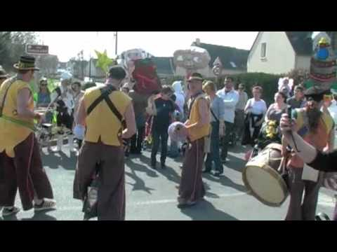 Carnaval de Trélazé, à la conquète de l'Espace