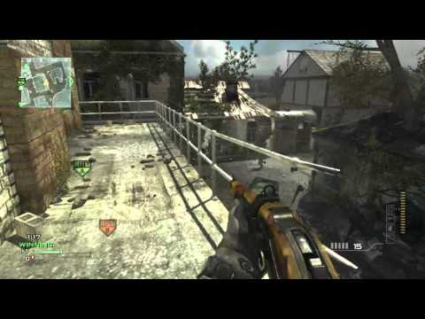 MW3: 5 Man Feed + Quad Feed With The Model 1887 (Best Model Clip On YouTube?)