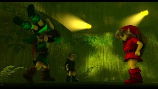 Unreal Engine 4 [4.22] Zelda Ocarina Of Time Four Swords Multiplayer
