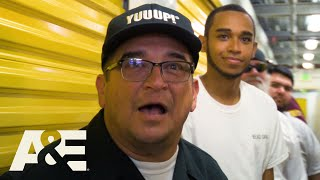 Storage Wars: Dave's YUUUP! for 3 Minutes Straight | A&E