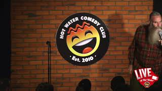 Martin Mor   LIVE at Hot Water Comedy Club
