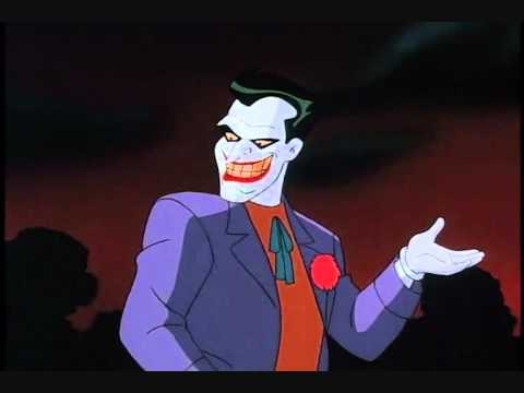 Joker Scenes In Batman The Animated Series video