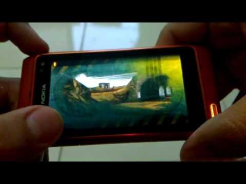 3D Gaming on Nokia N8 - DailyMobile.se