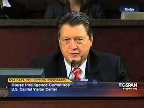 Rep. Westmoreland Questions Intel Committee Panel on NSA Leaks