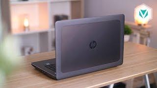 Laptop đồ họa 65 Triệu, Có gì mà Đắt thế? - HP ZBook 17 G4