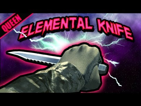 Elemental Knife Glitch - ORIGINS Zombies Glitch