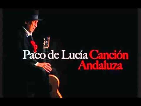 Paco De Lucía- 01.María De La O