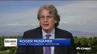 Why investor Roger McNamee says the latest Facebook lawsuit could be 'huge'