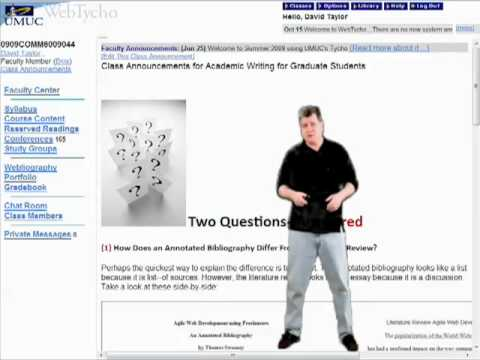 Literature Review (Part Three): Outline and Write the Review of Literature
