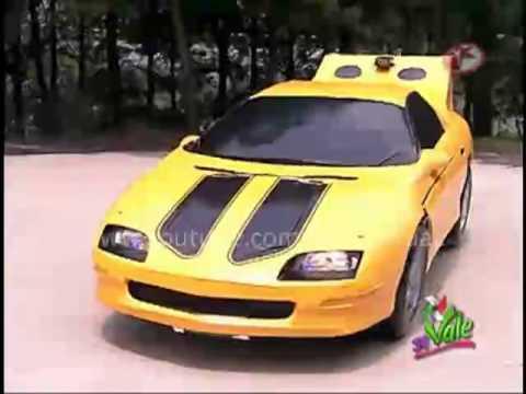 Show del Carro Robot - Se Vale - Septiembre 7