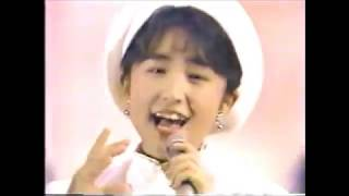 [ Garasu no Kiss ] 1988 Rika Himenogi