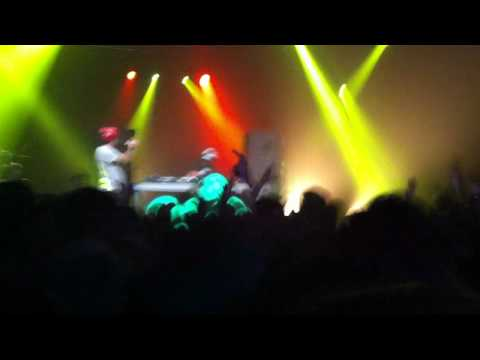 Borgore - Gloryhole  Ardentes Club 17 02 12 video