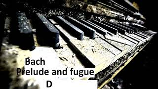Bach Prelude and fugue 4 5 6 Sheet