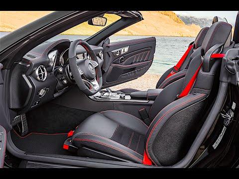 Mercedes SLC INTERIOR 2016 OFFICIAL New Mercedes SLK INTERIOR 2017 CARJAM TV HD