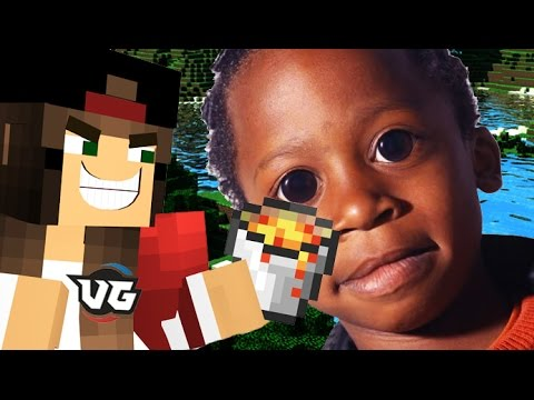 MAKING FALSE PROMISES IN MINECRAFT! [Minecraft Grief Trolling]