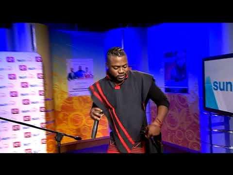 Ntando performing live on #etvSunrise