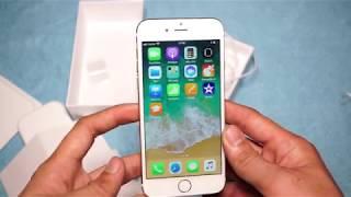 Mở hộp hướng dẫn cài đặt iPhone mới mua về, tạo tài khoản ID Apple