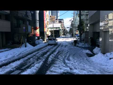 Sumidaku Tokyo Snow shoot  Japan