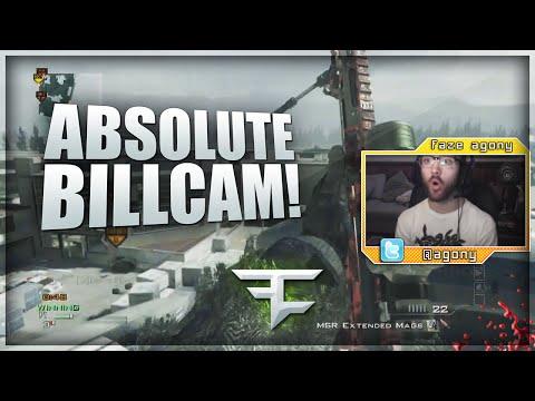 FaZe Agony: ABSOLUTE BILLCAM! (MW3/BO2 Clips and Funny Moments)