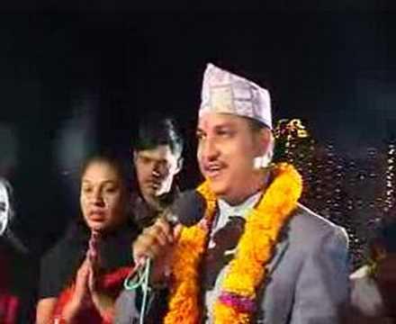 Ram Prasad Khanal's Nepali Folk Song Tihar Ko Deusi Bhailo-2 video
