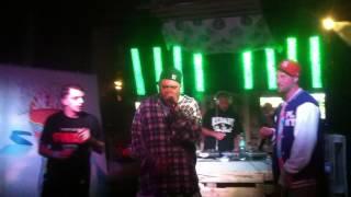 Tede - Wielkie Joł (Live - premiera HOWWA III: Dynastia 13.10.2012)
