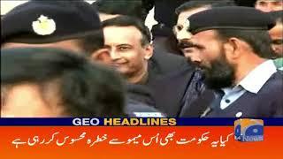 Geo Headlines - 06 PM - 14 February 2019