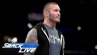 Bray Wyatt attackiert Randy Orton: SmackDown LIVE, 13. September 2016