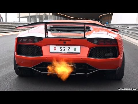 Ultimate Supercar Sounds of 2014 - 15mins of PURE Engine Sounds!