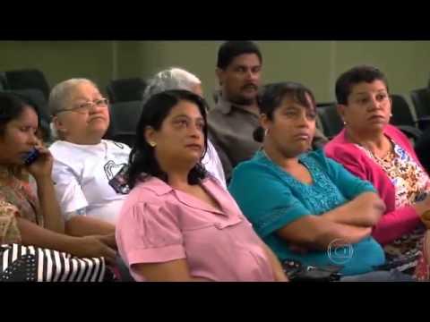Série Especial sobre a situação dos Professores no Brasil - JORNAL NACIONAL