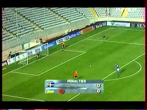Швеция Украина 1:1 (4:5)