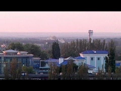 Fragile ceasefire holds despite sporadic fighting in Eastern Ukraine