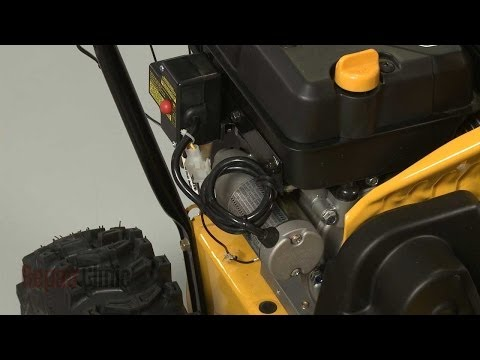 Electric Starter - Cub Cadet Snowblower