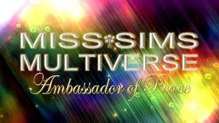 Miss Sims Multiverse 2015 / Top 5